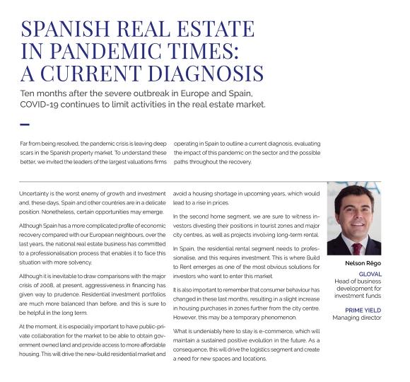 Prime Yield - Iberian Property